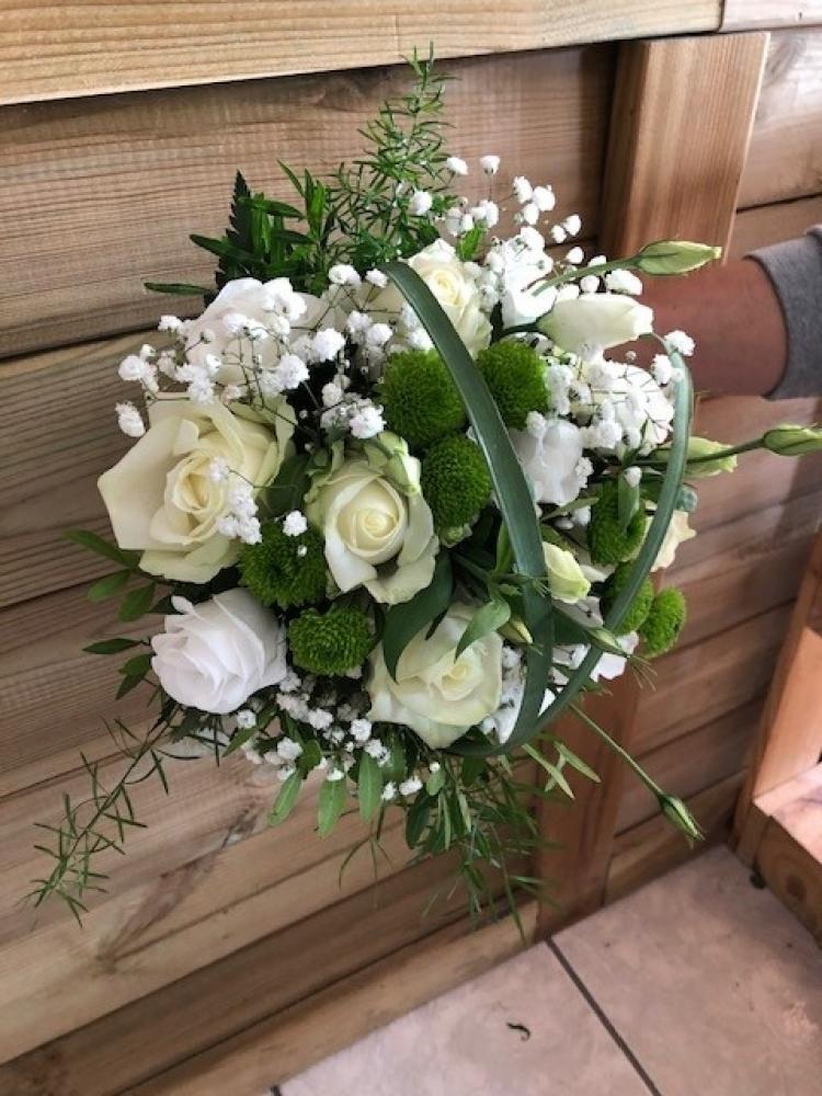 créations florales fleuriste à Merris
